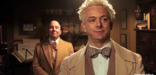 Michael Sheen Plays an Angel Teaming Up with a Demon to Save the World in Good Omens Trailer