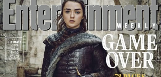 Maisie Williams Says Final 'Game of Thrones' Season Made Her 'Want to Cry'