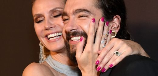 Heidi Klum Just Posted A Topless Photo Taken By Her Fiancé—But Who Is He?