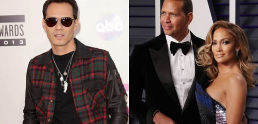 How Marc Anthony Feels About Jennifer Lopez's Engagement To Alex Rodriguez
