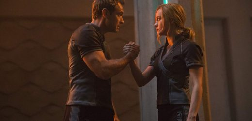 This Is How 'Captain Marvel' Could Have Ended
