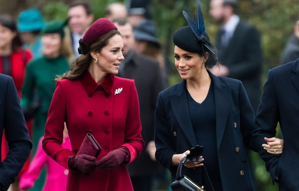 Meghan Markle and Kate Middleton Social Media Bullying Prompts Kensington Palace Guidelines