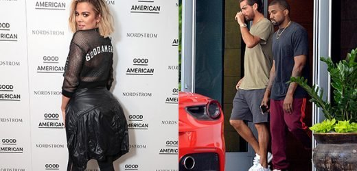 Khloe Kardashian: How Kanye West & Scott Disick Are Supporting Her Through Tristan Heartache