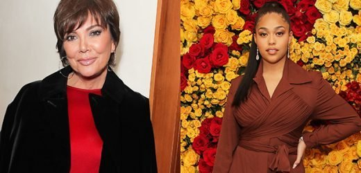 Kris Jenner 'Anxious' About Jordyn Woods' 'Red Table Talk' Interview