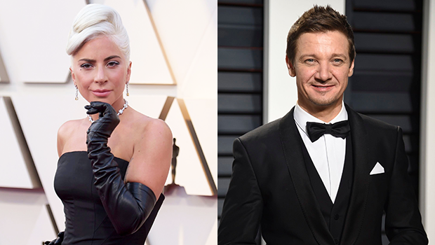 Lady Gaga & Jeremy Renner Hanging Out 'All The Time': He Was 'There For Her' After Her Split