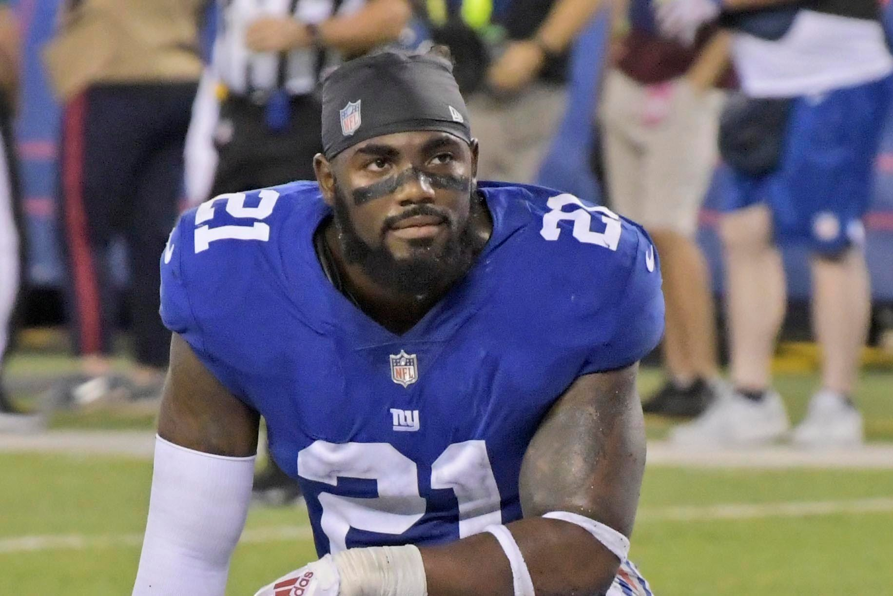 Giants' safety options as Landon Collins looks like a goner