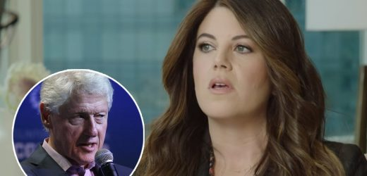 Monica Lewinsky Didn't Change Her Last Name Because Bill Clinton Didn't Have To