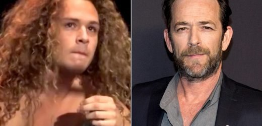Luke Perry's son Jack posts emotional tribute