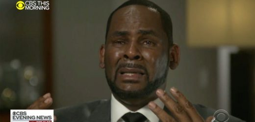 R. Kelly's Emotional First Interview Since Being Charged! Preview HERE!