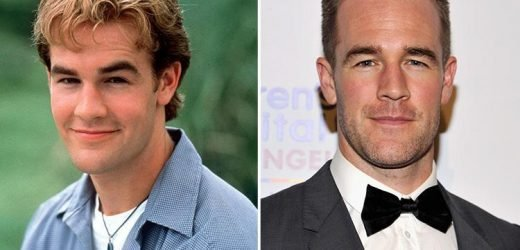Who is James Van Der Beek? The low down of the former Dawson's Creek star