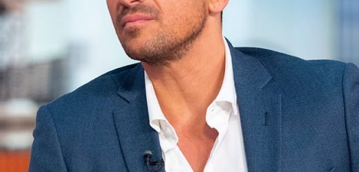 Peter Andre uncomfortable during awkward Katie Price grilling on GMB