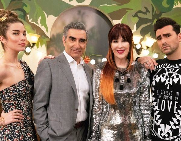Eww, No! Which Schitt's Creek Character Will You Miss Most When It Ends? on People's Choice Awards