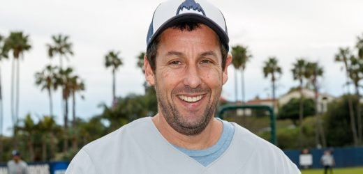 Adam Sandler Is Going On a Stand-Up Comedy Tour!