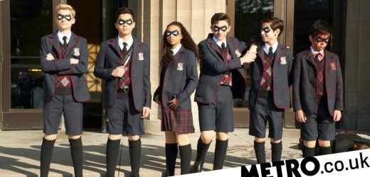 The Umbrella Academy cast don't know if there's going to be season 2