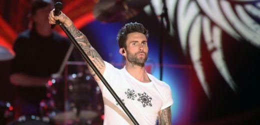 Adam Levine and His Tattoos Have Another Music Reality Show Because Sure, Why Not
