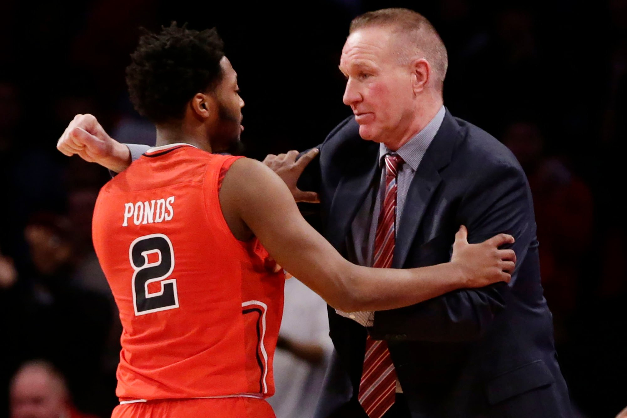 There is only one thing left for St. John's to do now