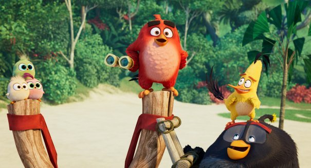 'The Angry Birds Movie 2' Trailer: An Existential Threat & An Unholy Alliance