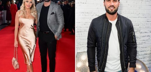 Dan Edgar reveals he's dumped Amber Turner for good after Valentine's date and says 'it's a relief' to be single again