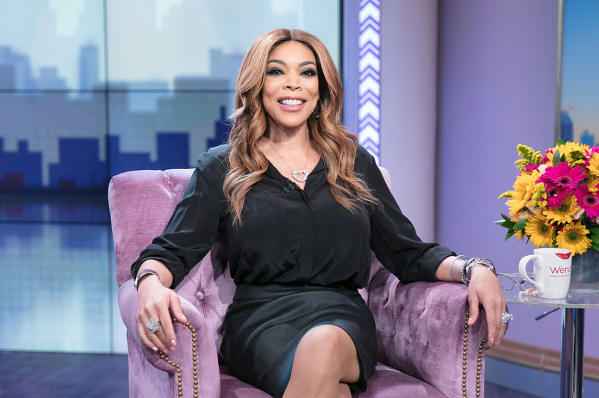 Wendy Williams Launches Substance Abuse Hotline a Week After Returning to Show