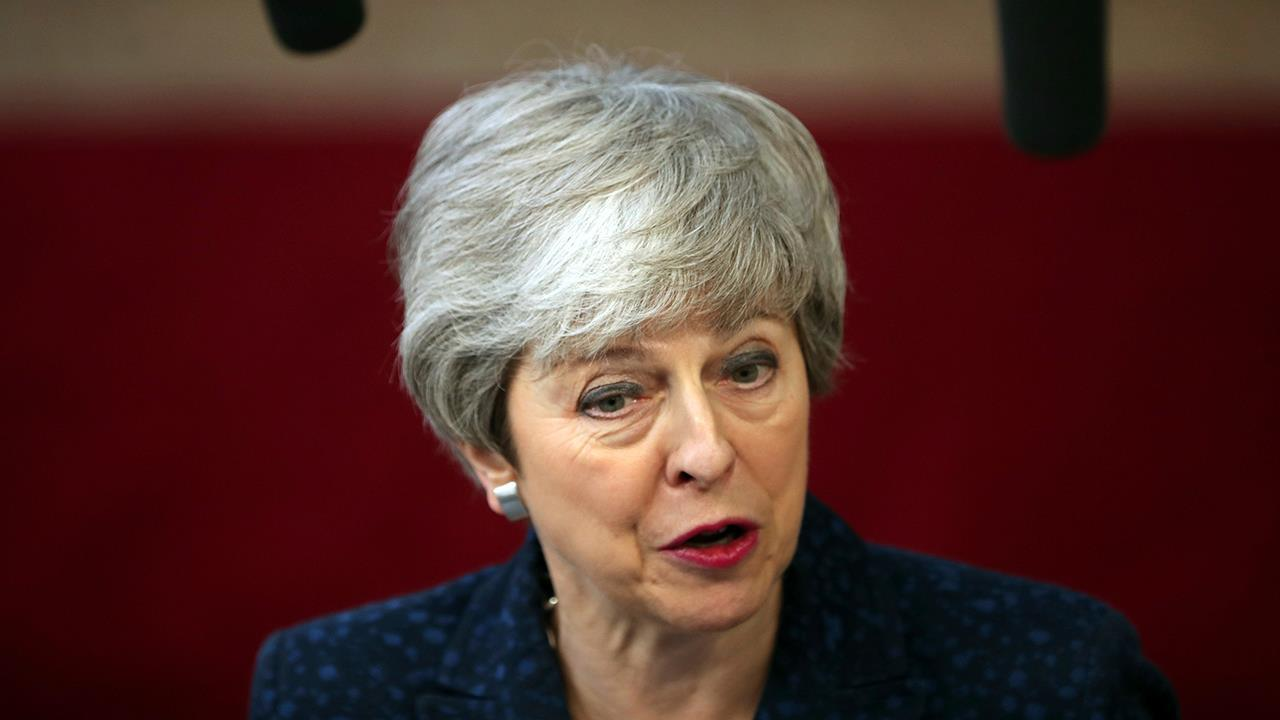 EU leaders agree to short-term Brexit delay, granting PM Theresa May a lifeline