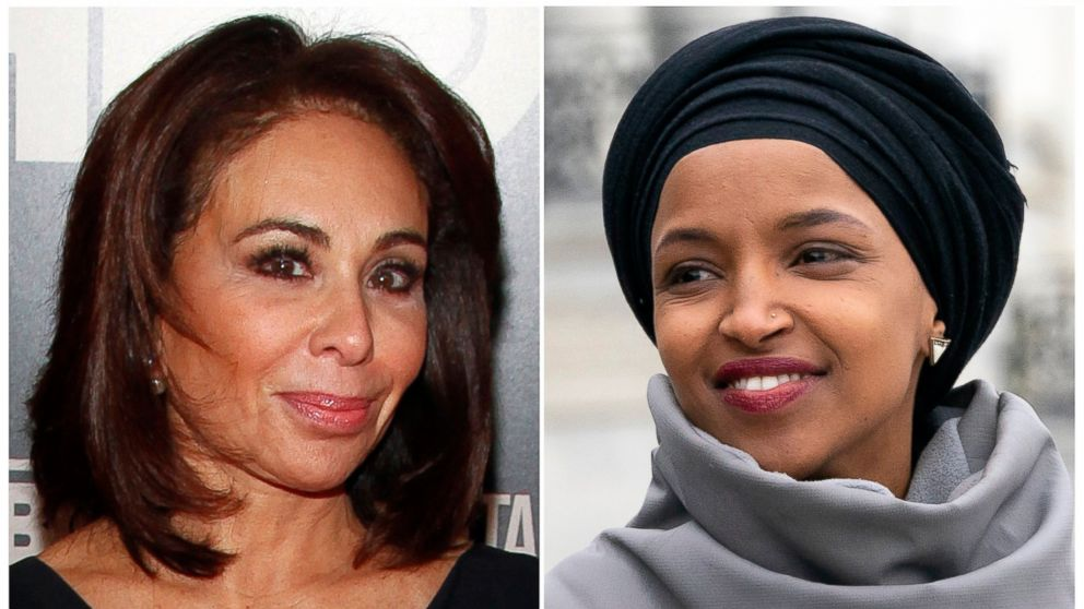 Fox News host Jeanine Pirro pulled off air following comments on Rep. Ilhan Omar