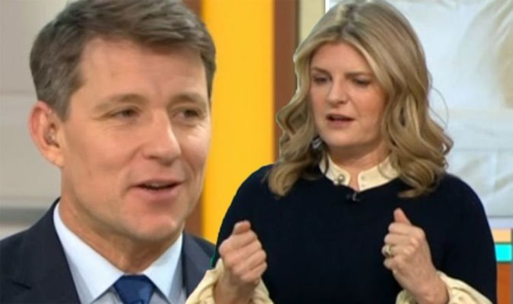 ITV GMB: 'F***' Ben Shephard forced to APOLOGISE after Susannah Constantine blunder