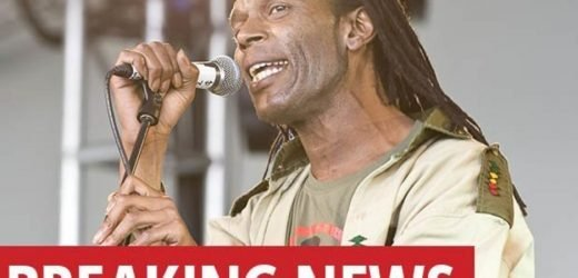 BREAKING: The Beat's Ranking Roger dead aged 56