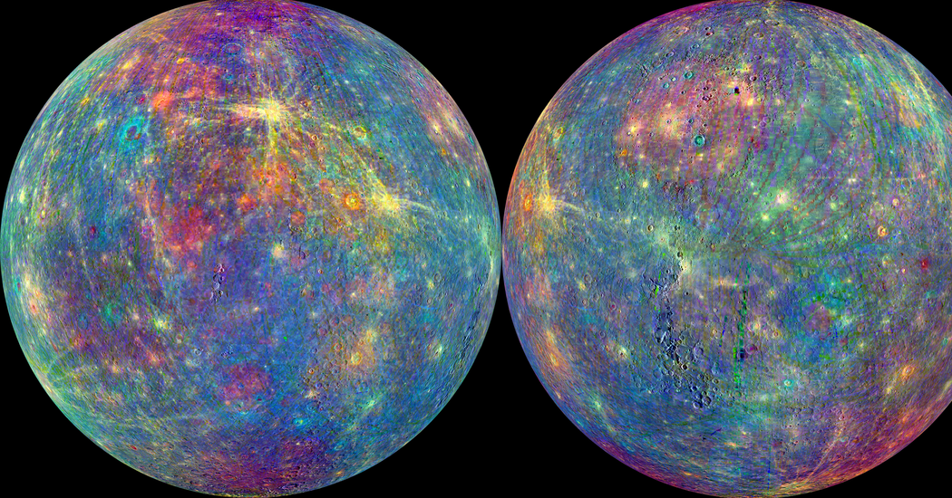 Mercury Is in Retrograde. Don't Be Alarmed.