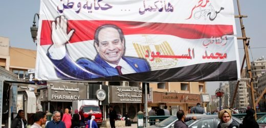 Egypt's 2018 presidential 'election': What you need to know