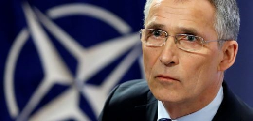 Jens Stoltenberg: NATO troops staying in Iraq