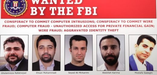 US: Iran behind largest state-sponsored cyber campaign