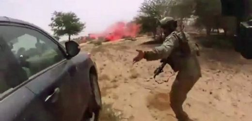 ISIL video of Niger attack highlights US troops' vulnerability