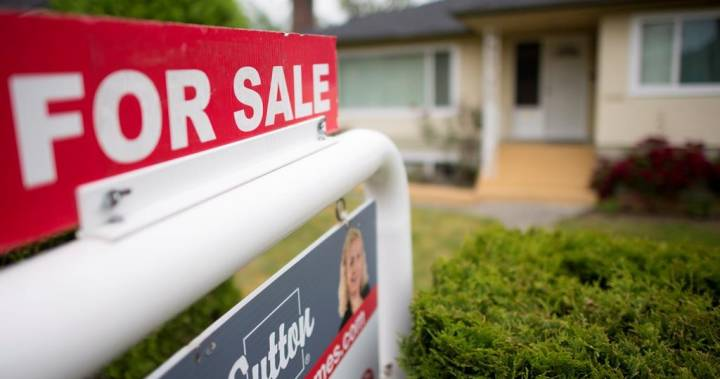 B.C. February home sales down 27% year over year