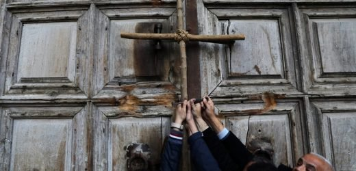 Easter in Jerusalem: No access for Gaza's Christians