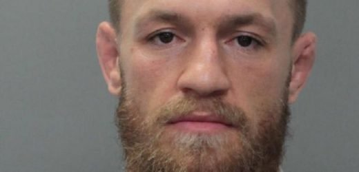 Mixed Martial Arts: Conor McGregor arrested in Florida for breaking fan's phone