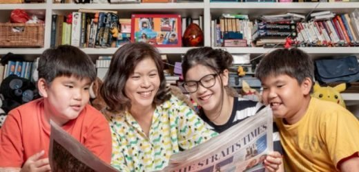 Read With The Straits Times and win