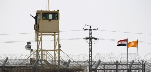Sinai operation jams mobile phone signal in Gaza