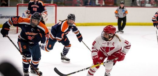 Wisconsin's Annie Pankowski Tries to Leave College Hockey on Top
