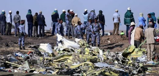 Ethiopian crash black boxes sent to Paris as 737 MAX jets grounded globally
