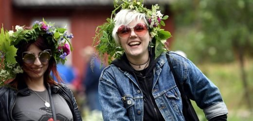 Finland tops world's happiest countries list again: U.N. report