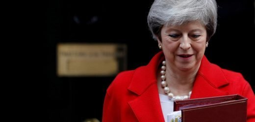 Brexit supporters give UK PM May three tests for EU deal