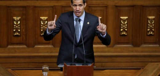 German, European support for Venezuela's Guaido is unwavering: Maas