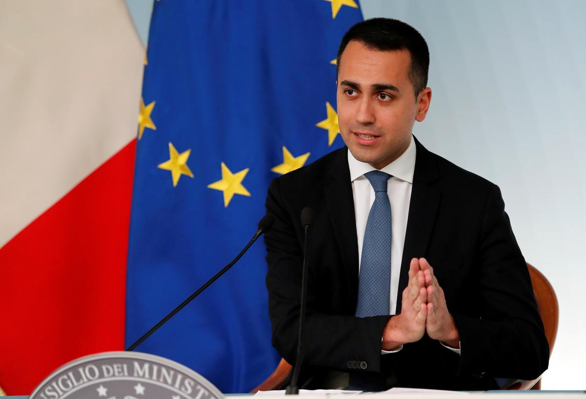 Italy wants to sign Belt and Road deal to help exports: deputy PM