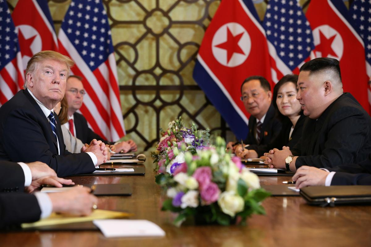 North Korea wanted sanctions lifted in exchange for partial nuclear plant closure: U.S. official