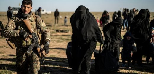 'Heavy fighting' as Islamic State defends last stronghold in Syria
