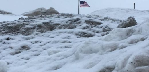 Mountains of snow in Fargo, N.D. and what they mean for flood watchers