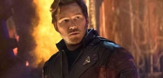 Chris Pratt Lets Out Sneaky Footage From the Set of 'Avengers: Endgame'