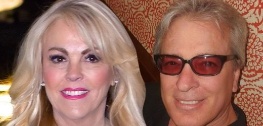 Dina Lohan Back with Online Boyfriend, He Buys Her An Engagement Ring