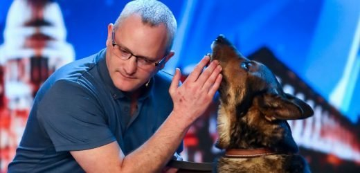 BGT policeman who moved fans to tears with hero dog hopes show can build bridges