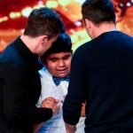 Ant and Dec's Golden Buzzer act revealed in emotional BGT scenes